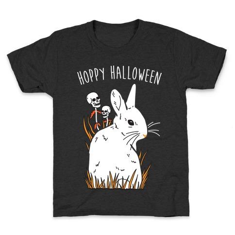 Hoppy Halloween Kids T-Shirt