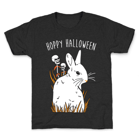 Hoppy Halloween Kids T-Shirt