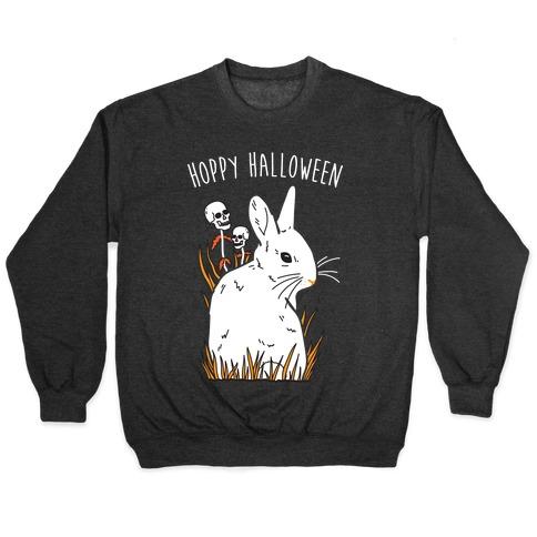 Hoppy Halloween Pullover