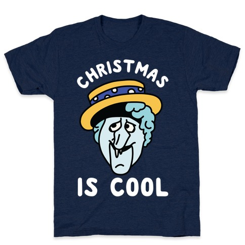 Christmas is Cool Snow Miser T-Shirt
