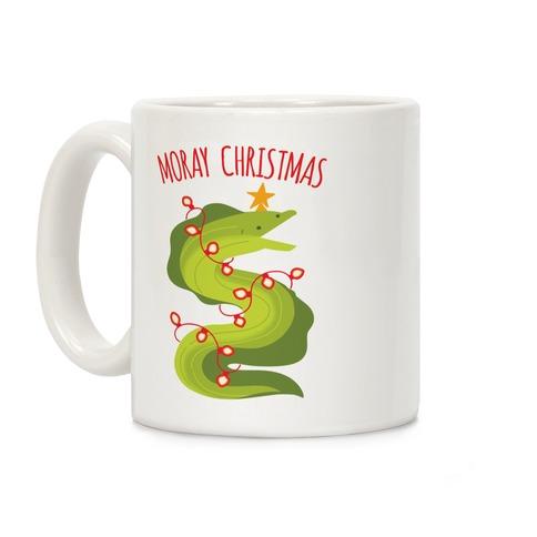 Moray Christmas Coffee Mug