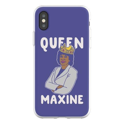 Queen Maxine Phone Flexi-Case