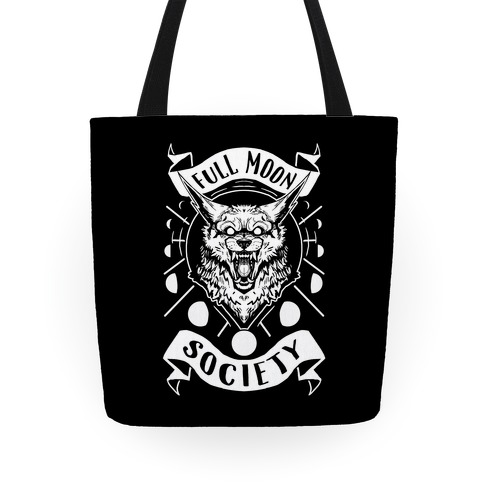 Full Moon Society Tote