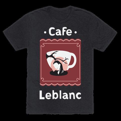 Cafe Leblanc Mens/Unisex T-Shirt