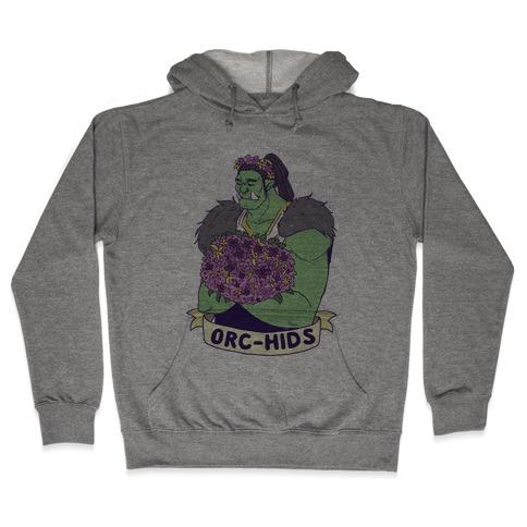 Orc-hids Hooded Sweatshirt