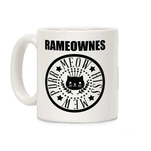 Rameownes Coffee Mug