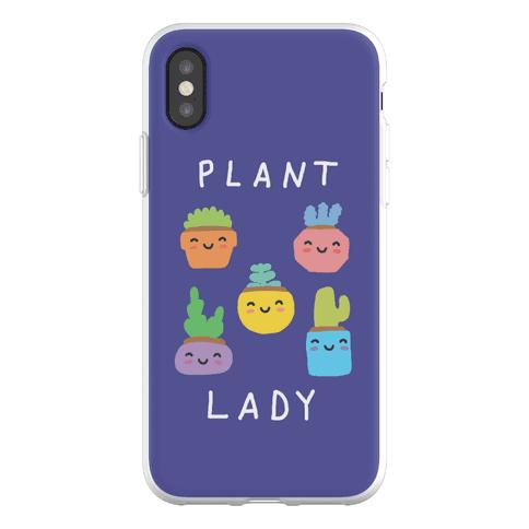 Plant Lady Phone Flexi-Case