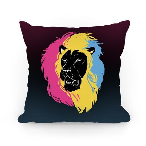 Pan Lion Pride Pillow