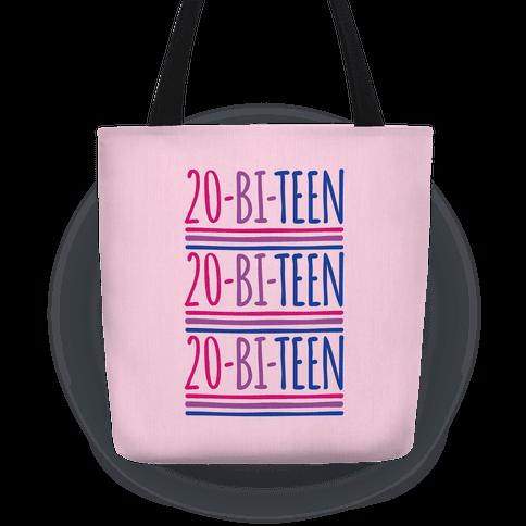 20-Bi-Teen  Tote
