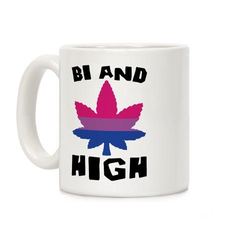 Bi And High Coffee Mug