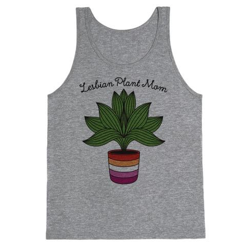 Lesbian Plant Mom Tank Top