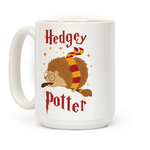 Hedgey Potter Coffee Mug