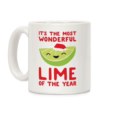 It's The Most Wonderful Lime of the Year Coffee Mug
