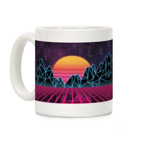 Synthwave Coffee Mug