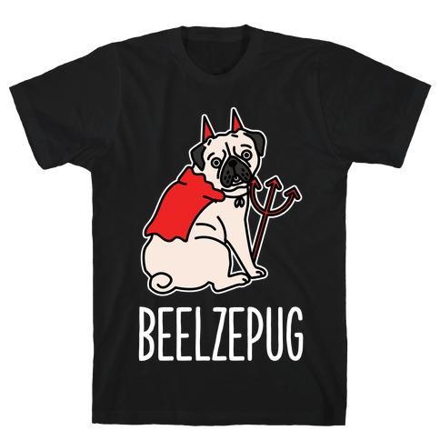 Beelzepug Mens T-Shirt