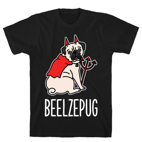 Beelzepug Mens T-Shirt