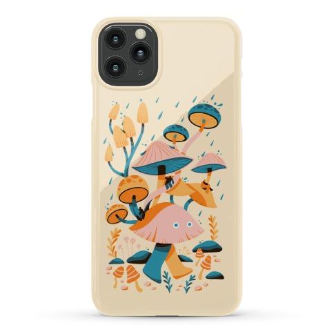Mushroom Forest Spirits Phone Case