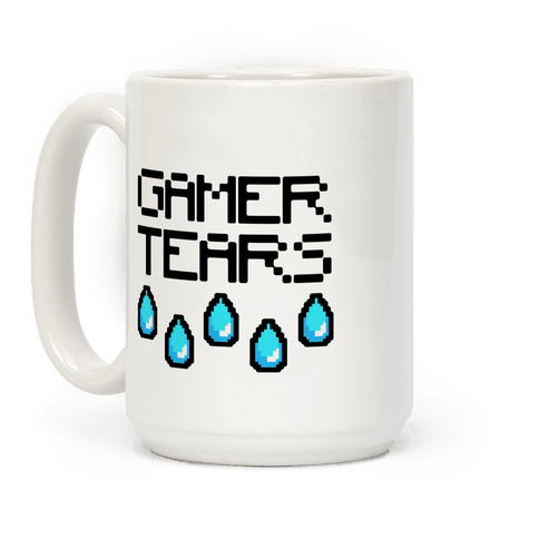 Gamer Tears Coffee Mug