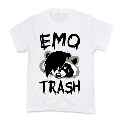 Emo Trash Kids T-Shirt