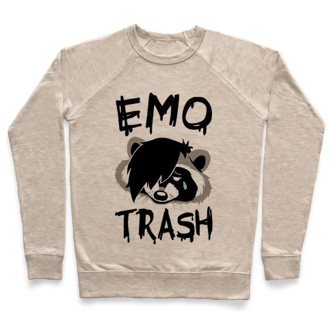 Emo Trash Pullover