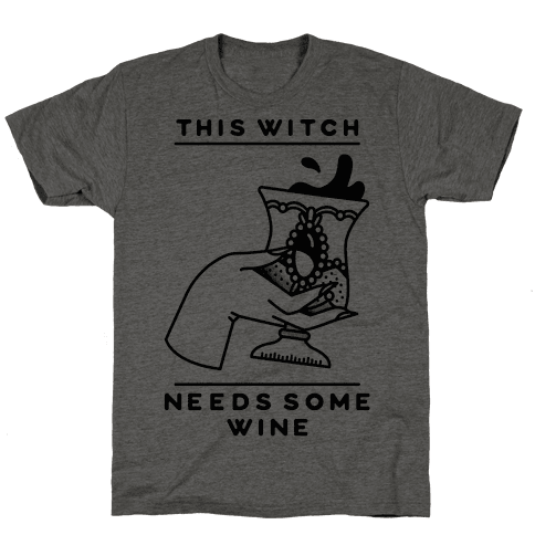 This Witch Needs Some Wine
