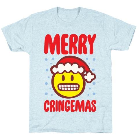 Merry Cringemas Parody T-Shirt