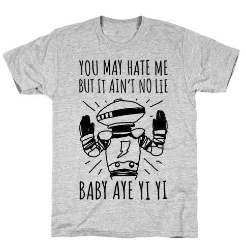 Baby Aye Yi Yi T-Shirt