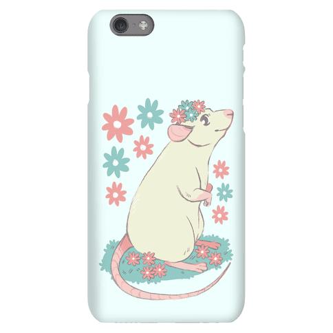 Soft Pastel Rat Phone Case