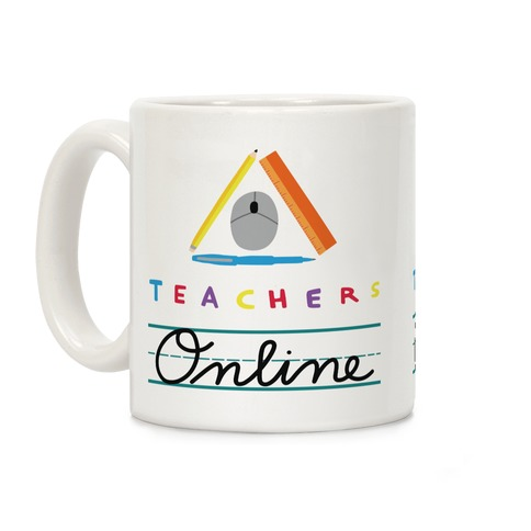 TOL: Teachers Online Coffee Mug