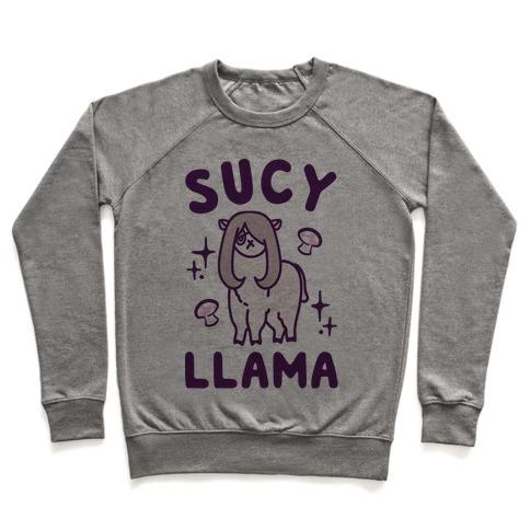 Sucy Llama Parody Pullover