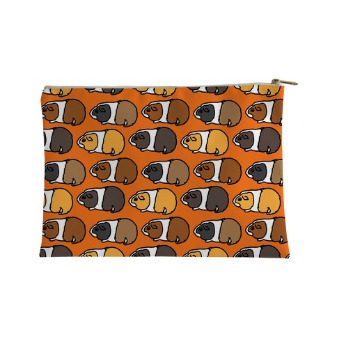 Guinea Pig Pattern Accessory Bag