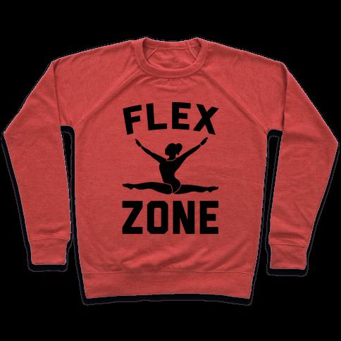 Flex Zone Gymnastics Pullover
