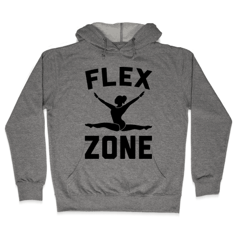 Flex Zone Gymnastics Hooded Sweatshirt