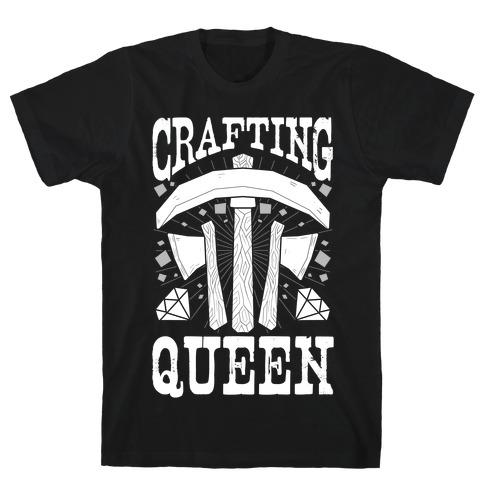 Crafting Queen T-Shirt