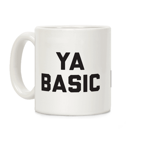 YA BASIC Coffee Mug