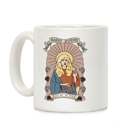 Saint Stevie Parody Coffee Mug