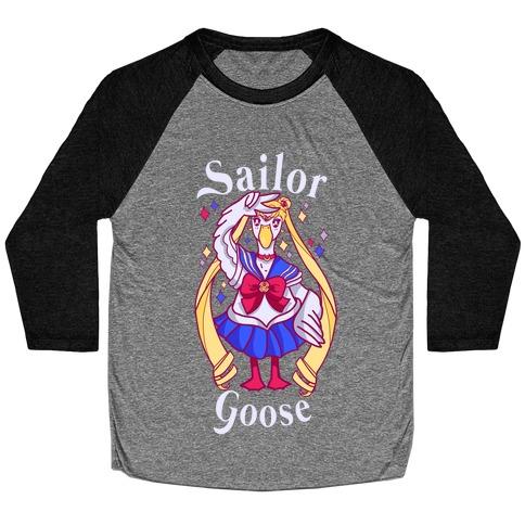 Sailor Goose Baseball Tee