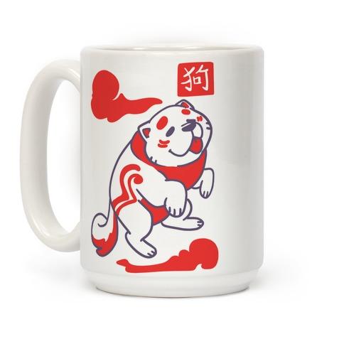 Dog - Chinese Zodiac Coffee Mug