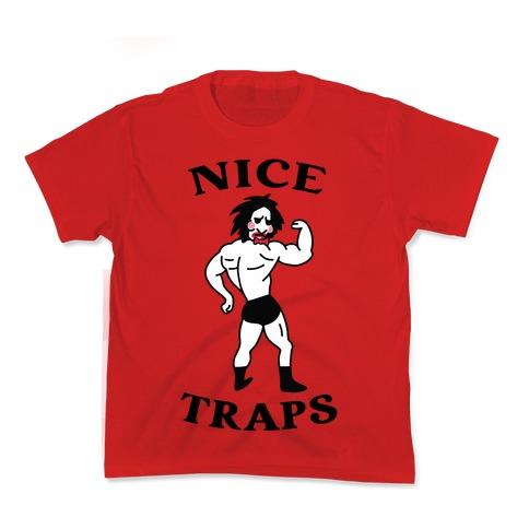 Nice Traps Kids T-Shirt