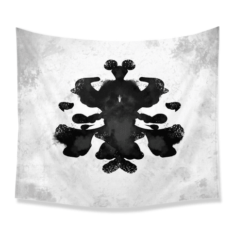 Rorschach Tapestry