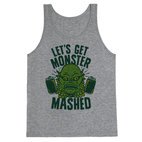 Let's Get Monster Mashed Tank Top