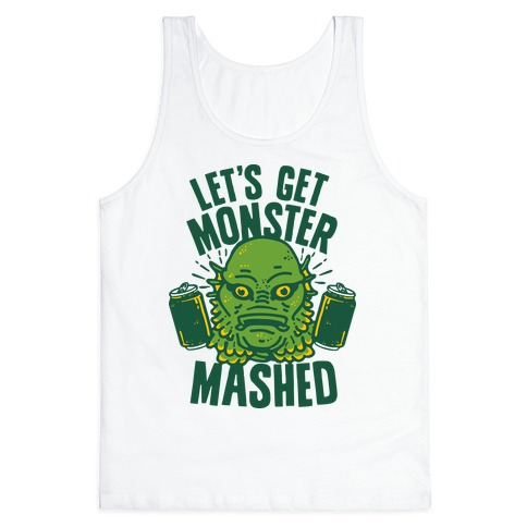 Let's Get Monster Mashed Tank Top