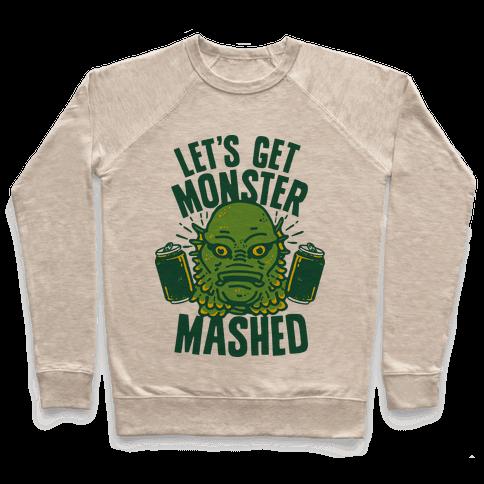 Let's Get Monster Mashed Pullover
