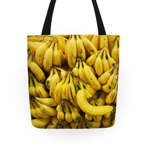 Banana Tote Tote