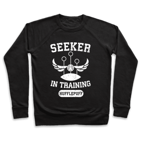 Seeker In Training (Hufflepuff) Pullover