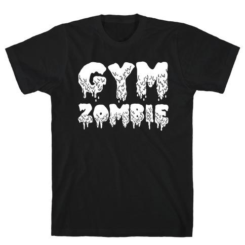 Gym Zombie T-Shirt