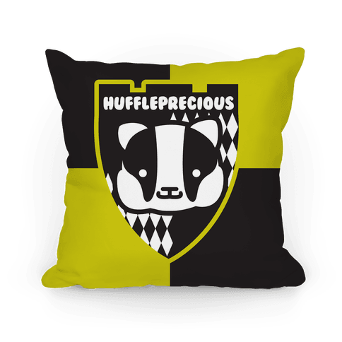Huffleprecious Pillow