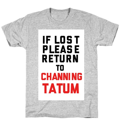If Lost... T-Shirt