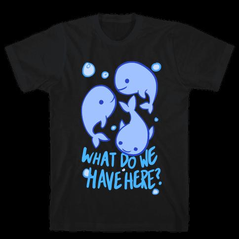 Whale Whale Whale Mens T-Shirt
