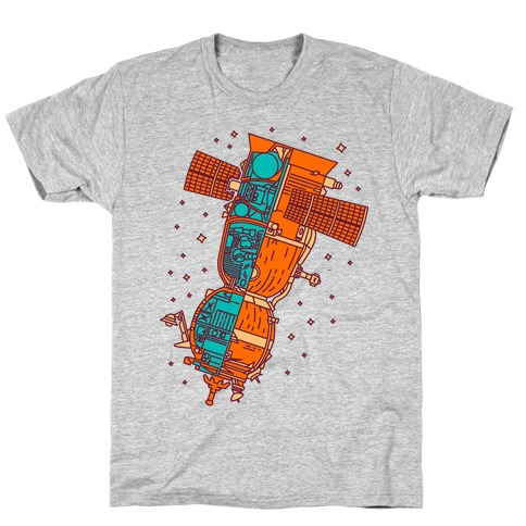 Soyuz-TMA Cross Section T-Shirt